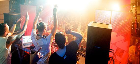 DJ Luigi Rocca Interview Hammarica PR Electronic Dance Music News