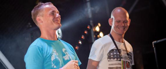 4 Strings Jan De Vos Carlo Resoort Hammarica PR Electronic Dance Music News