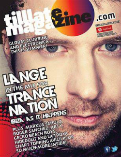 dance music magazine